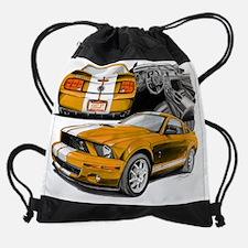EC143 ShelbyGT500 ornwht.psd Drawstring Bag