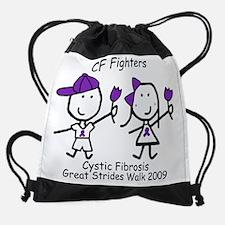 Cute Little lizzy lou Drawstring Bag