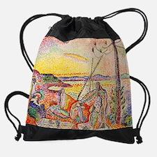 Fauvism Drawstring Bag