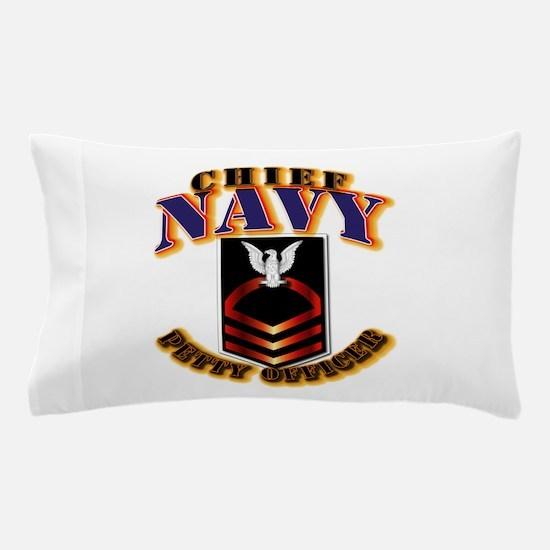 NAVY - CPO Pillow Case