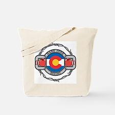 Colorado Boxing Tote Bag