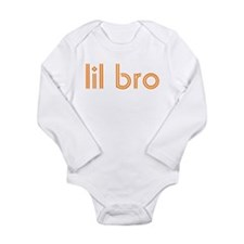 Infant Creeper: Lil Bro Body Suit