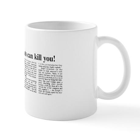Working with Idiots Mug