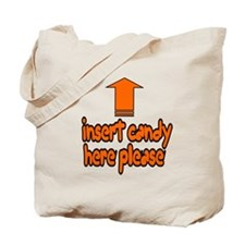 Insert Candy Tote Bag