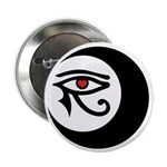 "LunaSees Heart Logo 2.25"" Button (100 pack)"