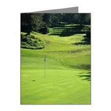 Makalei Golf Course in Kailu Note Cards (Pk of 20)