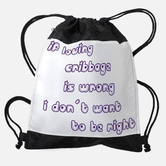 wg106_Cribbage.png Drawstring Bag