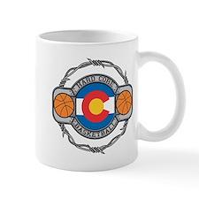 Colorado Basketball Mug