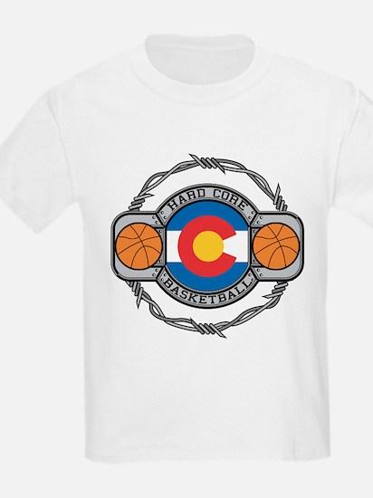 Colorado Basketball T-Shirt