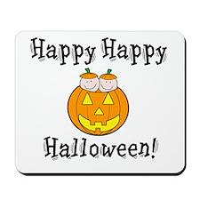 Happy Happy Halloween Mousepad