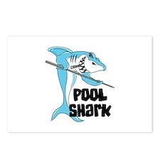 Pool Shark Postcards (Package of 8)