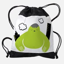 wallartgoober.png Drawstring Bag