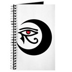 LunaSees Heart Logo Journal