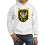 Cincinnati Police Hooded Sweatshirt