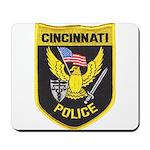 Cincinnati Police Mousepad