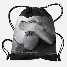 Martha graham Drawstring Bag