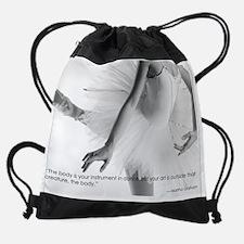Cool Martha graham Drawstring Bag