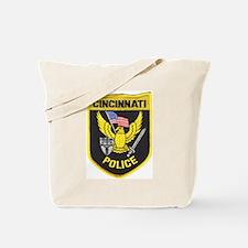 Cincinnati Police Tote Bag