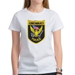 Cincinnati Police Women's T-Shirt