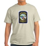 Niagara Falls Police K9 Ash Grey T-Shirt