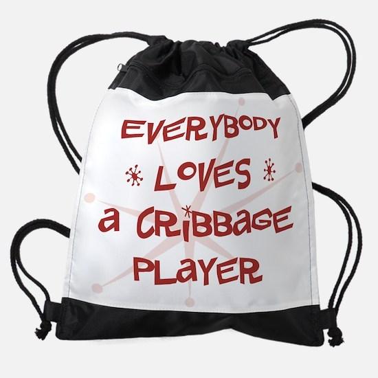 wg106_A-Cribbage-Player.png Drawstring Bag