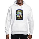 Niagara Falls Police K9 Hooded Sweatshirt