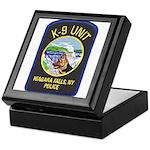 Niagara Falls Police K9 Keepsake Box