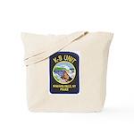 Niagara Falls Police K9 Tote Bag