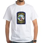 Niagara Falls Police K9 White T-Shirt
