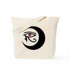LunaSees Heart Logo Tote Bag