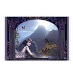 Celtic Maiden Awaits Postcards (Package of 8)