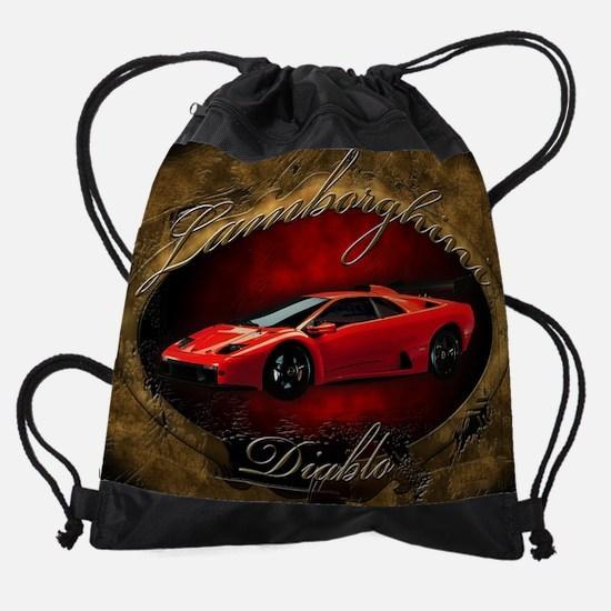 1lamborghini.jpg Drawstring Bag