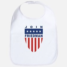 Join Kinky Friedman Bib