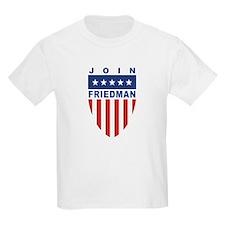 Join Kinky Friedman Kids T-Shirt