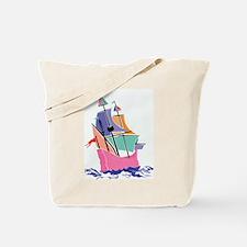 Mayflower Colors Tote Bag