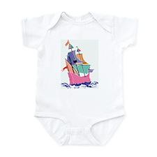 Mayflower Colors Infant Bodysuit