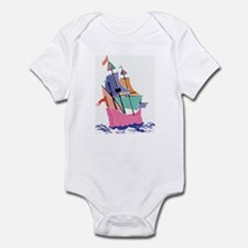 Mayflower Colors Infant Bodysuit