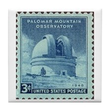 Mount Palomar Tile Coaster