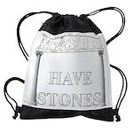 MASON STONES copy.png Drawstring Bag