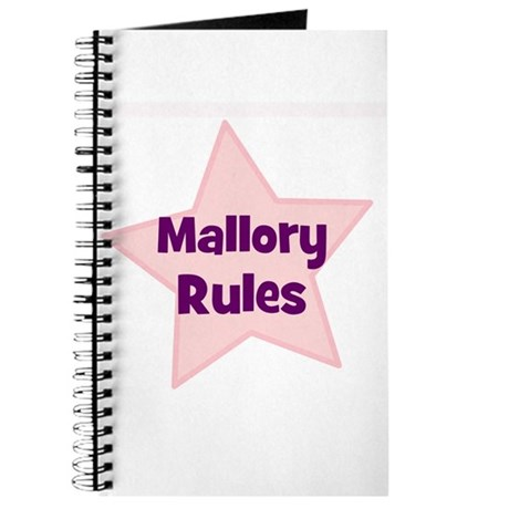 Mallory Rules Journal