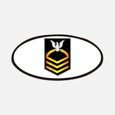 Navy - CPO - Rank - Gold Patches