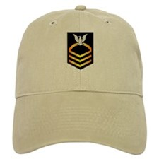 Navy - CPO - Rank - Gold Baseball Cap