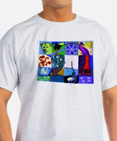 bear of a different color.jpg T-Shirt