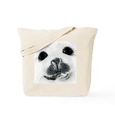 Harp Seal 3 Tote Bag