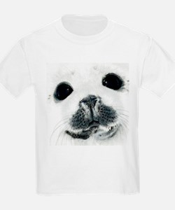 Harp Seal 3 Kids T-Shirt