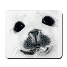 Harp Seal 3 Mousepad