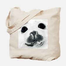 Harp Seal 3 Tote Bag