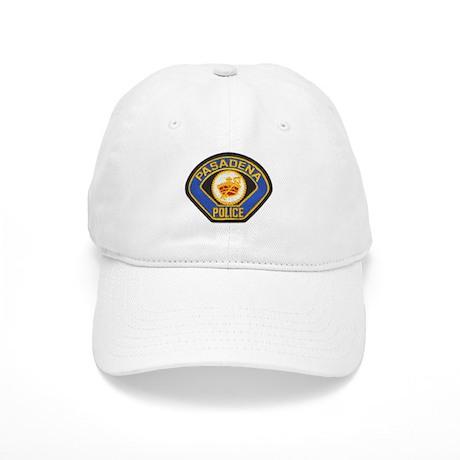Pasadena Police Cap