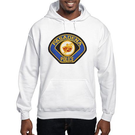 Pasadena Police Hooded Sweatshirt