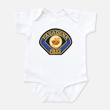 Pasadena Police Onesie